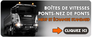 boite de vitesse poids lourds mercedes zf renault truck scania volvo eaton