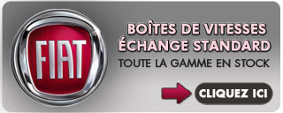 boites de vitesses echange standard fiat alfa lancia 